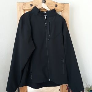 Men's Black Diamond Jacket